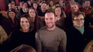 Das p.t. Publikum